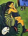 Ernst Ludwig Kirchner - Artistin (Marzella).jpg