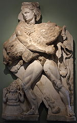 Hercules and the Erymanthian Boar Ra 28 d