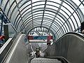 Escalators at Tower Gateway.jpg