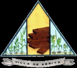 Espita Municipality - Image: Escudo de Espita
