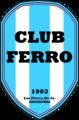 Escudo del Club Ferrocarril Roca Las Flores.png