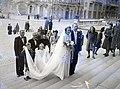 Esküvői fotó, 1946 Budapest. Fortepan 105147.jpg