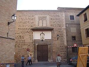 Convento de San Antonio de Padua, Toledo - Facade
