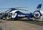Eurocopter AS-365N-3 Dauphin 2, Victoria Police (CHC Helicopters Australia) AN0323075.jpg