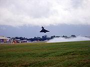 Eurofighter Typhoon at RIAT 2009.JPG