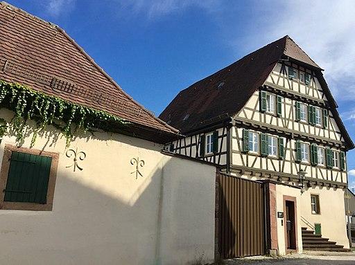 Evangelisches Pfarrhaus Friolzheim