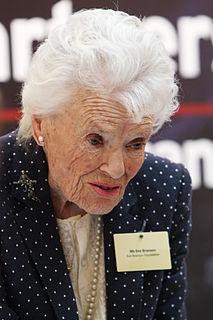 Eve Branson British philanthropist