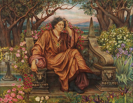 Evelyn de Morgan - A Soul in Hell, 1902