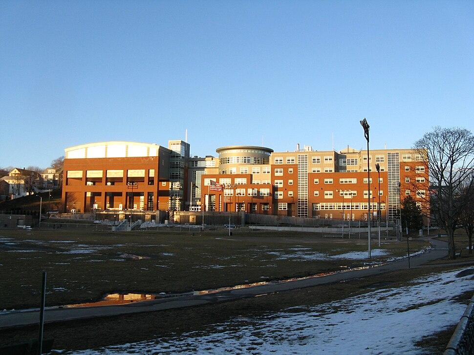Everett High School, MA