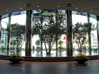 Exchange Square (Hong Kong) - Image: Exchange Square Lobby 20071110