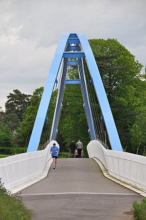 Exeter Science Park - Redhayes Bridge