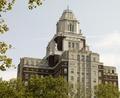 Exterior tower, U.S. Custom House, Philadelphia, Pennsylvania LCCN2010718984.tif