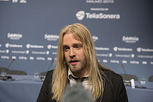 Eyþór Ingi, ESC2013 press conference 19.jpg