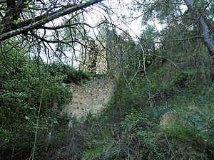 Fábrica de luz. Edificio (deteriorado) ubicado en uno de los márgenes del río Palancia en la localidad de Viver.jpg