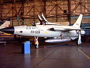 F-105D Wings Museum Colo