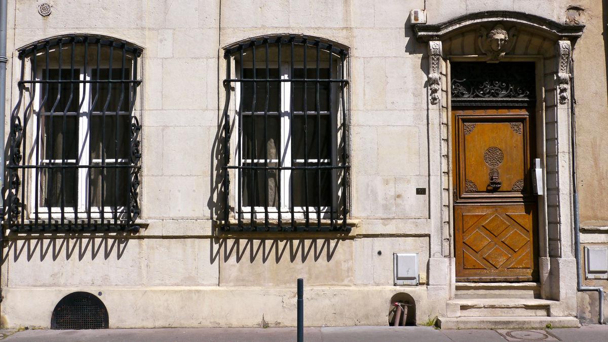 Rue montesquieu nancy wikip dia for Rue catherine opalinska nancy
