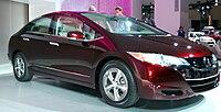 Honda FCX Clarity thumbnail