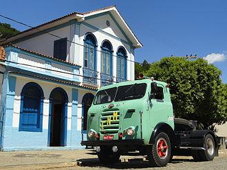 Fábrica Nacional de Motores - FNM D-11.000 truck, 1964