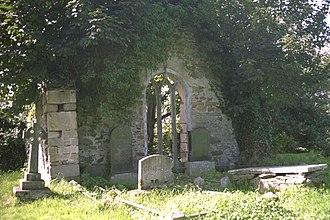 Fahan - Image: Fahan Old Church 1996 08 29