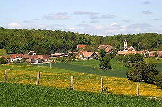 Place in Jura, Switzerland