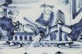 Fajans fat, 1600-talets sista hälft - Skoklosters slott - 102325.tif