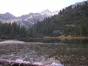 My trip in 2003 to Trentino Alto Adige, Italy