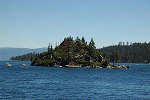 Fannette Island - Fannette Island