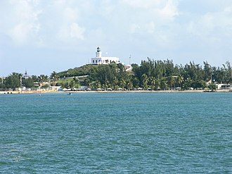 Arecibo, Puerto Rico - Punta los Morrillos lighthouse