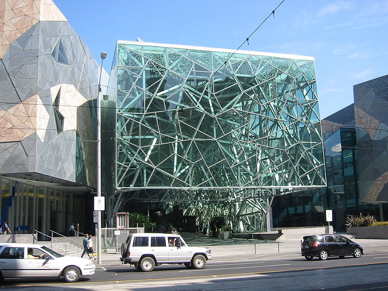 File:Federation Square Melbourne..JPG