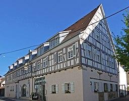 Hirschstraße in Fellbach