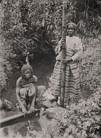 Betsimisaraka people - Betsimisaraka women