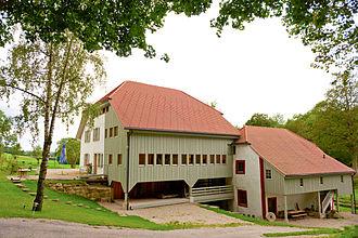Fenin-Vilars-Saules - Image: Fenin Vilars Saules Moulin de Bayerel 20110907 1949