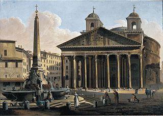 View of Pantheon