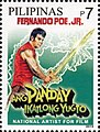 Fernando Po Jr's Panday as depicted in a 2010 postage stamp.jpg