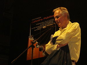 Fernando Vallejo colombian-mexican writter
