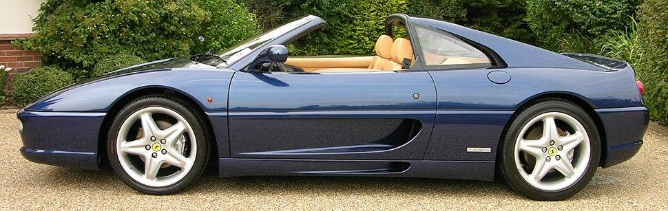 Ferrari 355 F1 GTS - Flickr - The Car Spy (23)