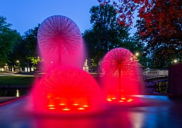 Ferrier Fountain, Christchurch City, New Zealand 04.jpg