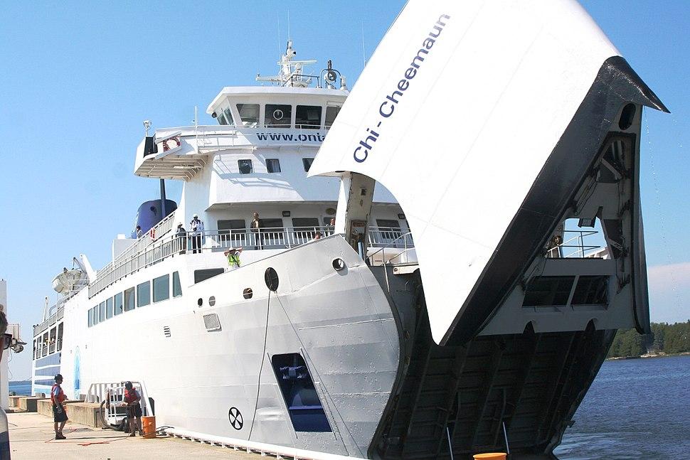 Ferrytobermory