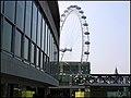 Festival Hall ^ London Eye, South Bank, London. - panoramio.jpg