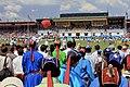 Festiwal Naadam na stadionie narodowym w Ułan Bator 19.JPG