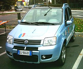 Image illustrative de l'article Fiat Panda II H2