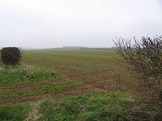 Ashby de la Launde and Bloxholm - Fields near Ashby Lodge