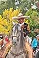 Fiestas Patrias Parade, South Park, Seattle, 2015 - 307 - the horses (21405864038).jpg