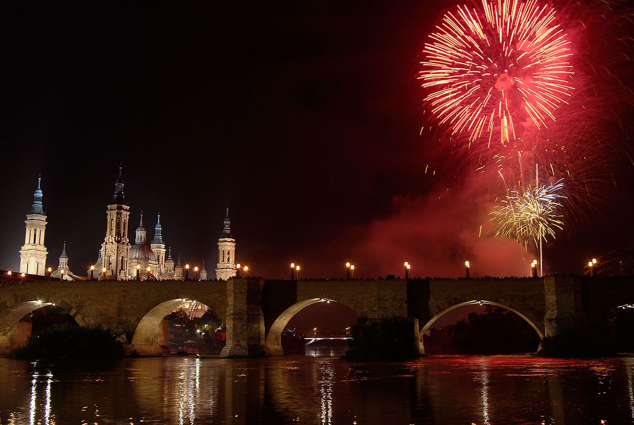 Fiestas del Pilar Zaragoza