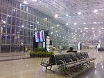 File-View towards the Exterior part of Entrance 5A at Netaji Subhash Chandra Bose International Airport, Kolkata.jpg