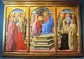 Filippo lippi, incoronazione marsuppini, post 1444, da pinacoteca vaticana, 01.JPG