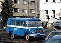 Filmmaking of 'Black Thursday' on crossway of ulica Świętojańska and Aleja Józefa Piłsudskiego in Gdynia - 008.jpg