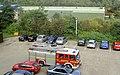 Fire brigade checking factory - geograph.org.uk - 571642.jpg