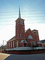 First Methodist Church Greenville Nov 2013 2.jpg