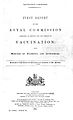First report of Royal Commission on Vaccination Wellcome L0000115.jpg